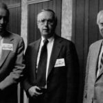 Photo of Pat Rambin, J.J. Martin and Ted Cox