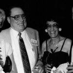 Photo of Betty and Gayle Jackson, Ann and Tom Dick